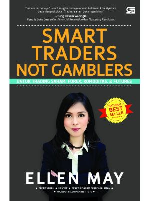 Smart Traders Not Gamblers (Cover Baru)